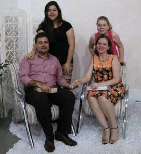 pastor e familia